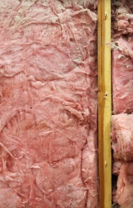 Insulation of an economical tiny home.