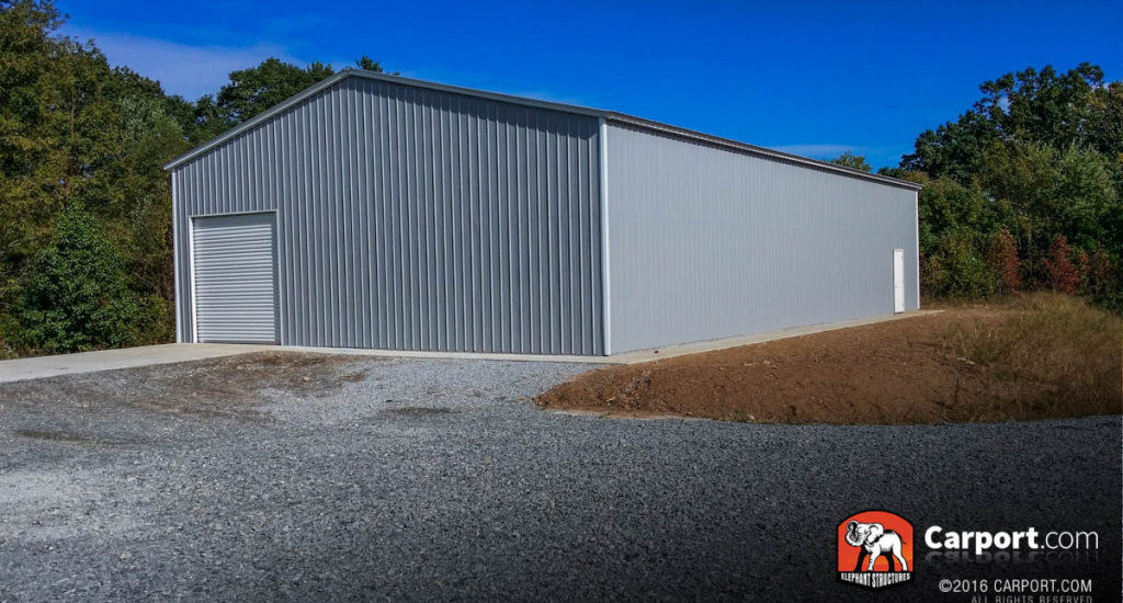 Commercial 40 x 60 metal buildings