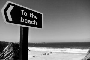 Beach Supplies Storage